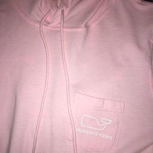 Pink vineyard vines Tee dress